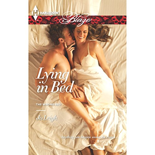 Lying in Bed audiobook cover art