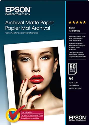 Epson - C13S041342 - Archival Matte Papier