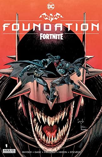 Batman/Fortnite: Foundation (2021) #1 (Batman/Fortnite: Zero Point (2021-) *NO FORTNITE CODE*) (English Edition)