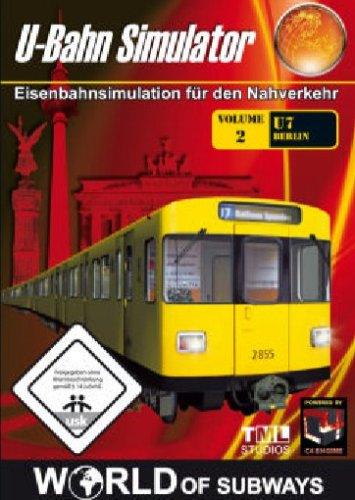 Word of Subvways, Volume 2: U7 Berlin - U-Bahn Simulator