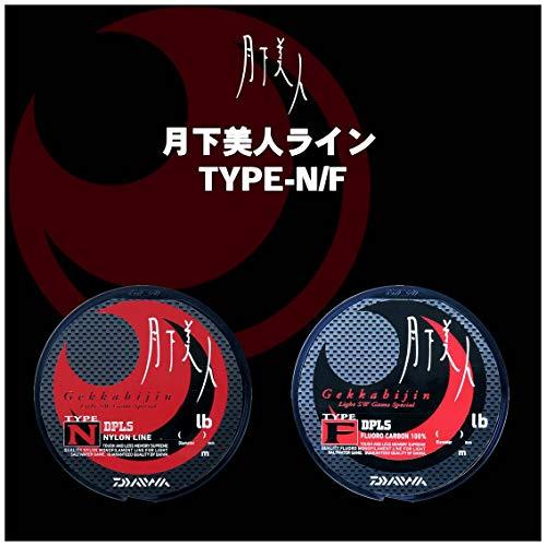 ダイワ『月下美人ラインTYPE-F1.5lb』