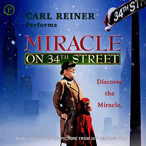 Miracle on 34th Street cover art