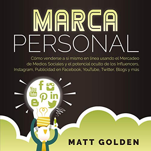 Marca Personal [Personal Brand] cover art