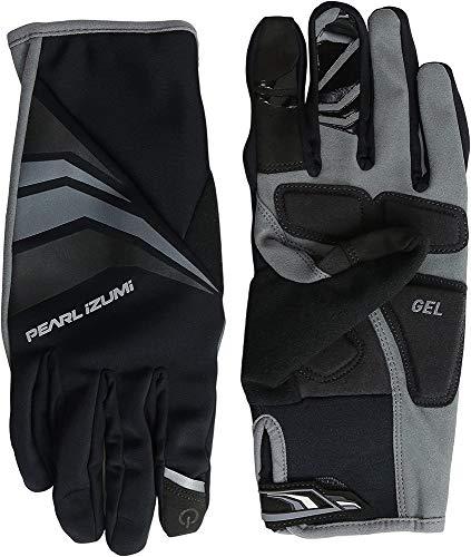 PEARL IZUMI Cyclone Gel Glove, Black, Large