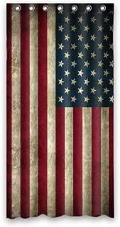 Awesome American Flag Custom Shower Curtain 36