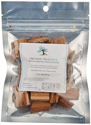Palo Azul Wood 2 oz Bag - Eysenhardtia polystachya herb