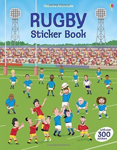 Rugby Sticker Book (Usborne Activity Books) by Jonathan Melmoth (2015-07-01)