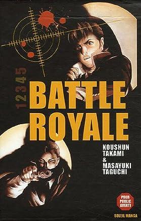 Battle Royale, Tome 1 à 5 : Coffret en 5 volumes