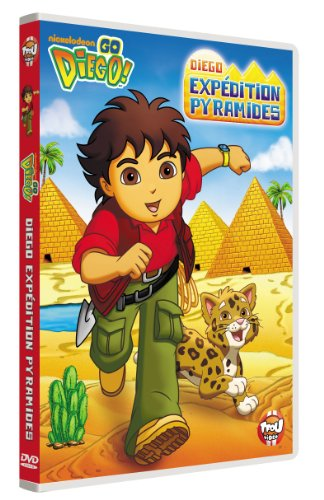 Go Diego! - Diego expédition pyramides [Francia] [DVD]