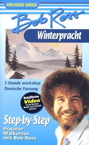 Bob Ross - Winterpracht