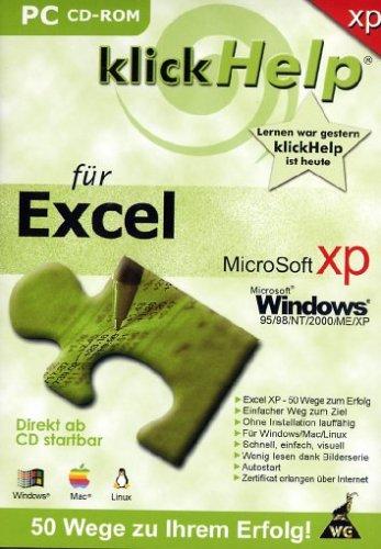 klickHelp Excel xp [import allemand]