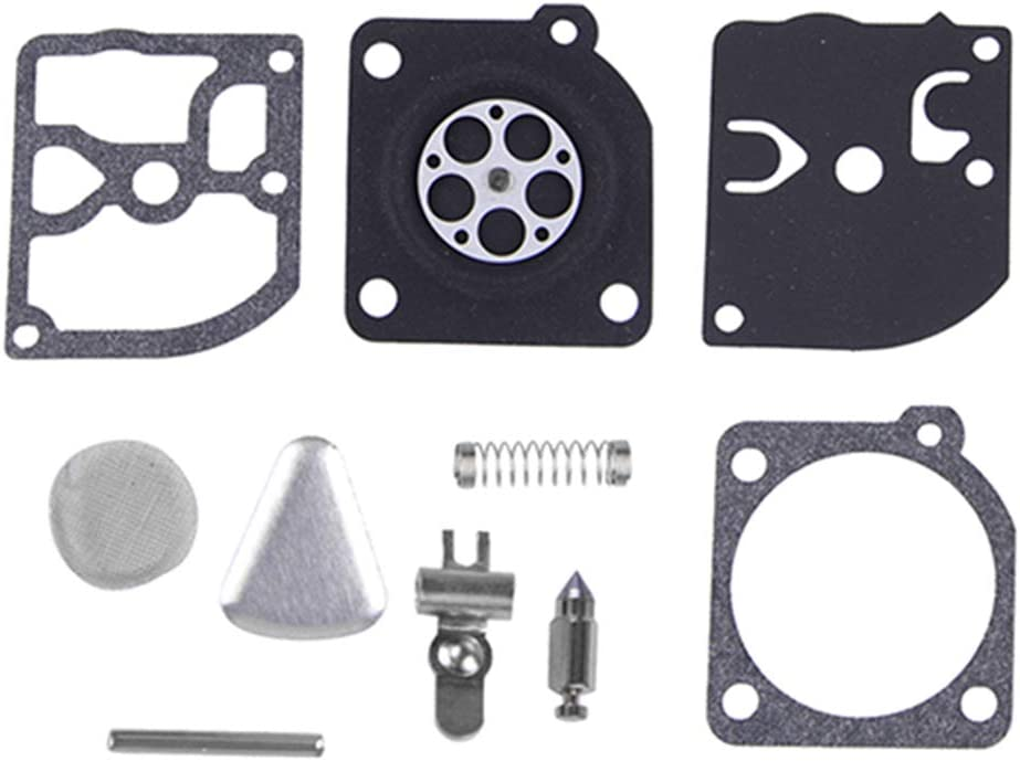 BMBN Carburetor Repair Max New product!! 64% OFF Kit Parts Zama RB-100 for Joint Diaphragm