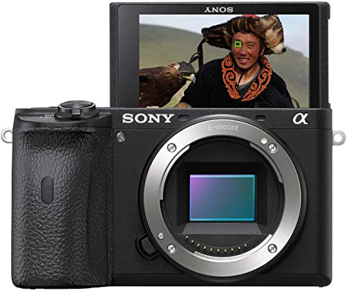 Sony Alpha 6600 | Fotocamera Mirrorless APS-C (AF Rapido in 0.02s...