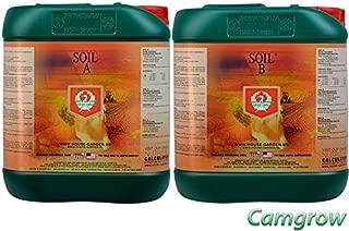 House & Garden - Soil A&B Base Nutrient 5L Set
