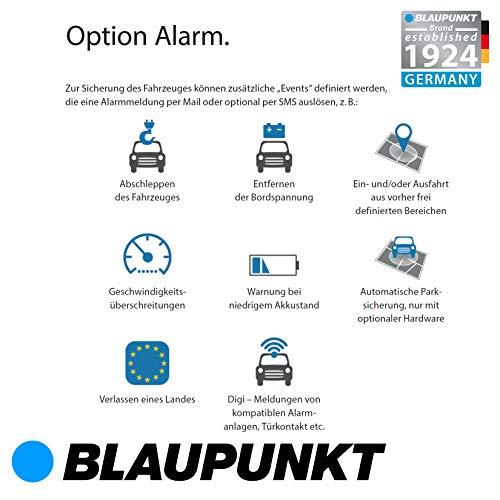 Blaupunkt BPT1500+ Basic GPS Diebstahlschutz GPS Ortung Alarm Tracker PKW Auto Motorrad LKW Tra Abbildung 2