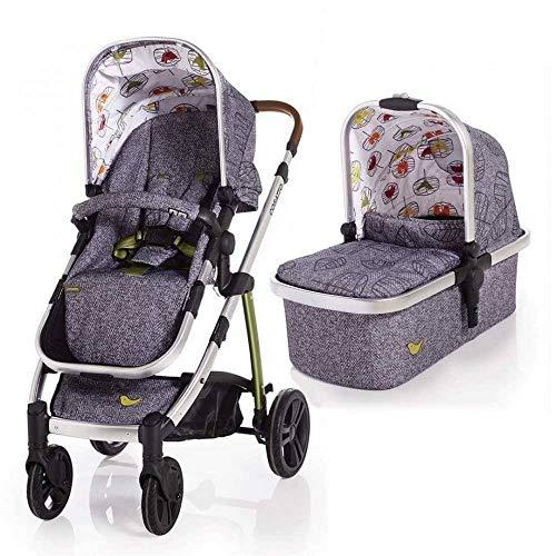Cosatto Wow kinderwagen en kinderstoel