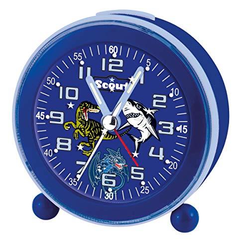 Scout - Kinderwecker Blau, 0001.007