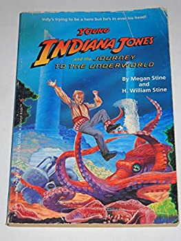 Paperback Young Indiana Jones & the Journey to the Underworld (Young Indiana Jones Books, No. 12) Book