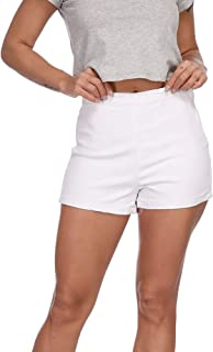 Best jean shorts with zipper in back Reviews