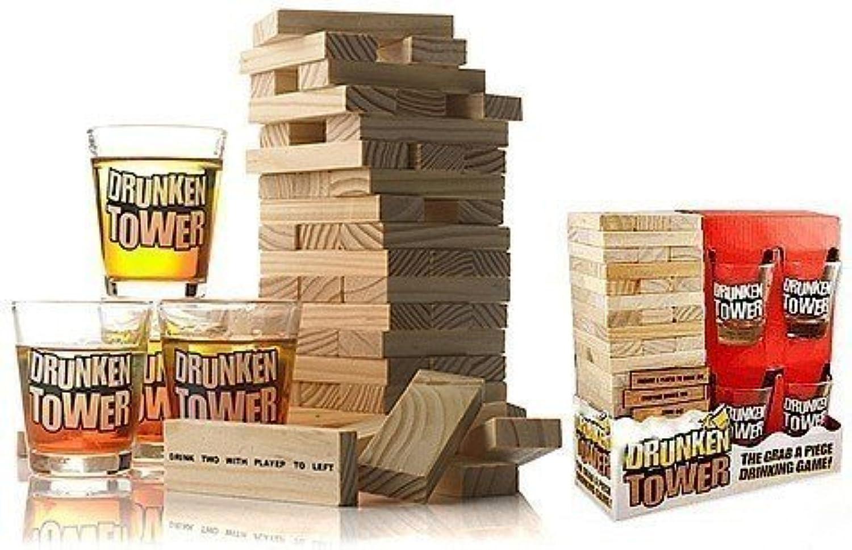 Barwench Drunken Tower Drinking Game