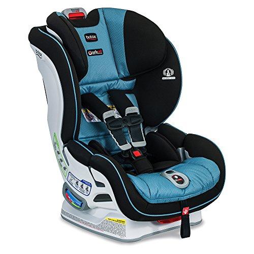 Britax Boulevard ClickTight Convertible Car Seat - 2 Layer Impact Protection -...