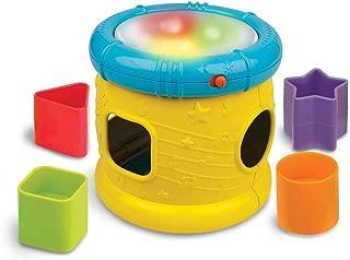 WinFun Tachan 7300748 Tambor Musical Activity Encajables con luz