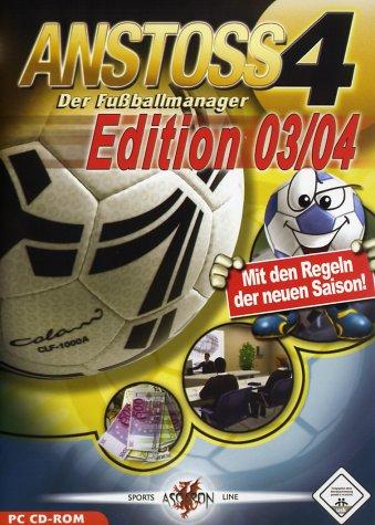 Anstoss 4: Der Fußballmanager - Edition 03/04