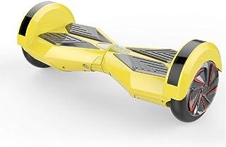 Geafos バランスボード 電動キックボード キックスクーター 電動スクーター キックボード 充電式 立ち乗り 電動二輪 立ち乗り2輪ボード 新感覚の乗り物 ホバーボード 男性 女性 子供 誕生日 プレゼント ギフト