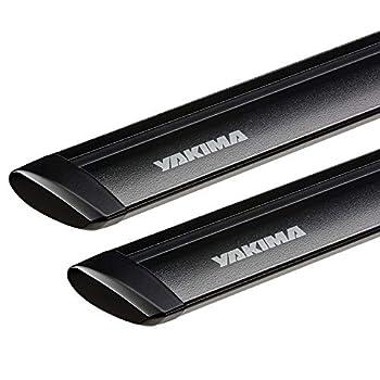 Yakima - JetStream Bar Aerodynamic Bar for Roof Rack Systems Black 50