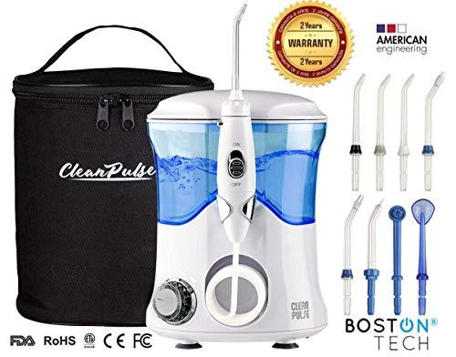 Clean Pulse Pro - Irrigador bucal -Irrigador Dental