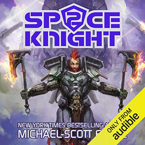 Space Knight, Book 2 cover art