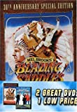 Blazing Saddles & Blue Collar Comedy [Import USA Zone 1]