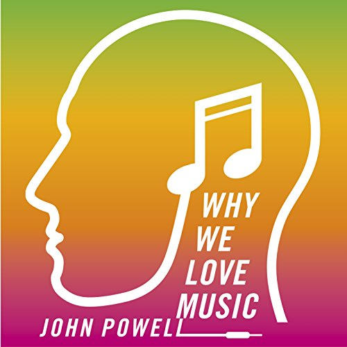 Why We Love Music audiobook cover art