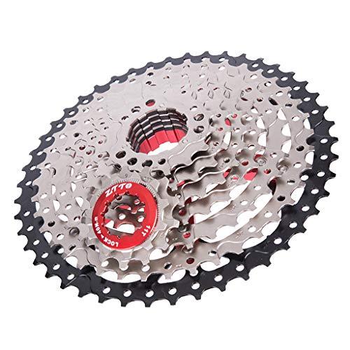 Toygogo Kassette 9 Fach 11-46T MTB Freilauf für Mountainbike, Rennrad