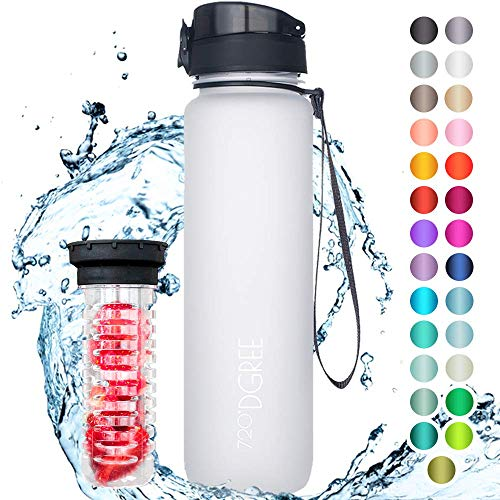 500ML Outdoor Sports School Drinking Juice Water Bottle Cup Cycling Gym Sport A1