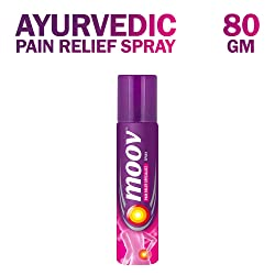 MoovFast Pain Relief Spray – 80g