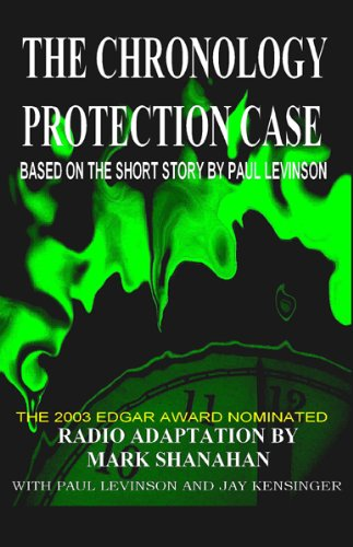 The Chronology Protection Case (Dramatised) cover art