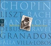 Rubinstein Collection, Vol. 2: Chopin, Liszt, Rachmaninoff, Debussy, Ravel, Granados, Falla, Villa-Lobos by Arthur Rubinstein (2004-09-22)
