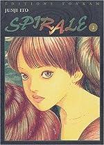 Spirale, tome 2 de Junji Ito