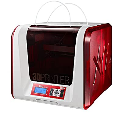 XYZ Printing da Vinci Jr. 2.0 Mix 3D printer, FREE for: £24 600g PLA filament, £15 maintenance tools, modelling software, and video tutorials, Dual-feeding, Wireless, 15x15x15cm Built Vol.