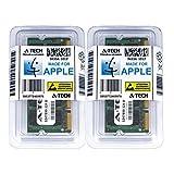 A-Tech for Apple 4GB Kit 2X 2GB PC2-5300 iMac MacBook Pro Mid 2007 Mid 2007 Early 2008 MA897LL/A A1229 MB133LL/A A1260 MB134LL/A MB166LL/A A1261 MA876LL A1224 MA877LL MA878LL A1225 Memory RAM