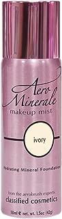 Aero Minerale Foundation Makeup Mist, Ivory
