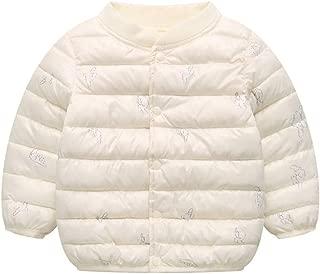 Baby Baby Boy Girl Unisex Winter Warm Jacket Puffer Cotton Outwear