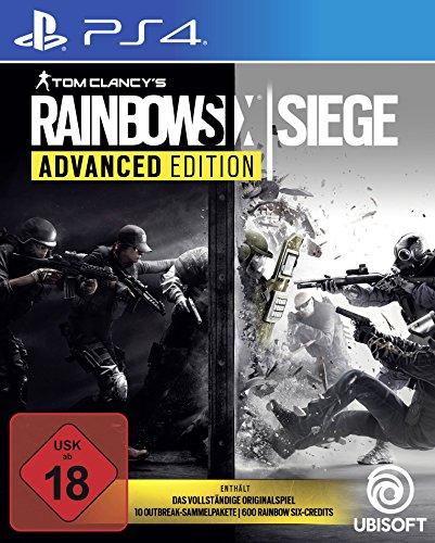 Tom Clancy's Rainbow Six Advanced Edition - [PlayStation 4]