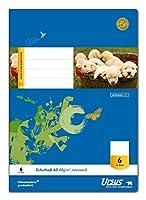 Ursus 040516006 エクササイズブック Klimaneutrales Extraweißes 高品質カード 10個パック