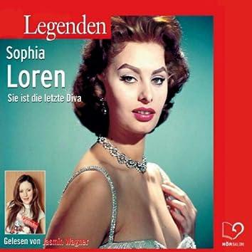 Legenden - Das Leben von Sophia Lauren (gelesen von Jasmin Wagner)