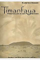 Timanfaya: Verschollen in den Feuerbergen Taschenbuch