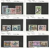 Vietnam, Postage Stamp, 385//407 Mint NH & LH, 1971, JFZ