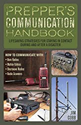Prepper's Communication Handbook by Jim Cobb | PreparednessMama