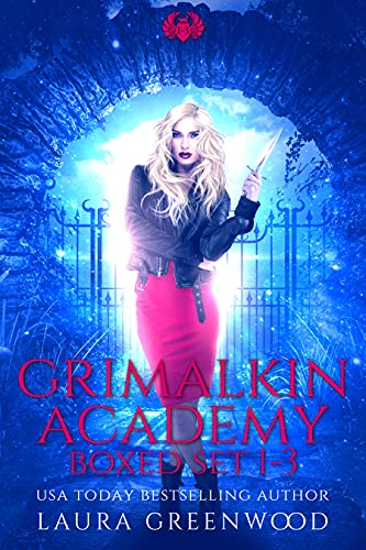 Grimalkin Academy Stakes Laura Greenwood paranormal academy fantasy